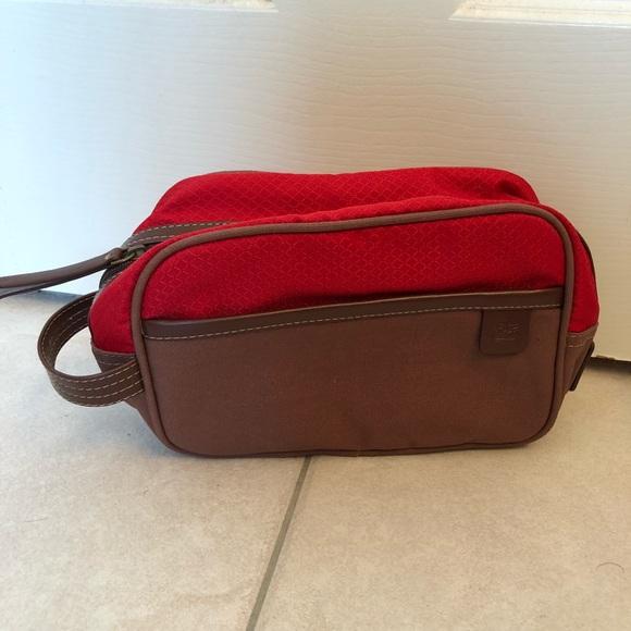 eb6738e83d Timberland Canvas Travel Toiletry Bag For Men. M 5a4936e12ab8c5951301573b
